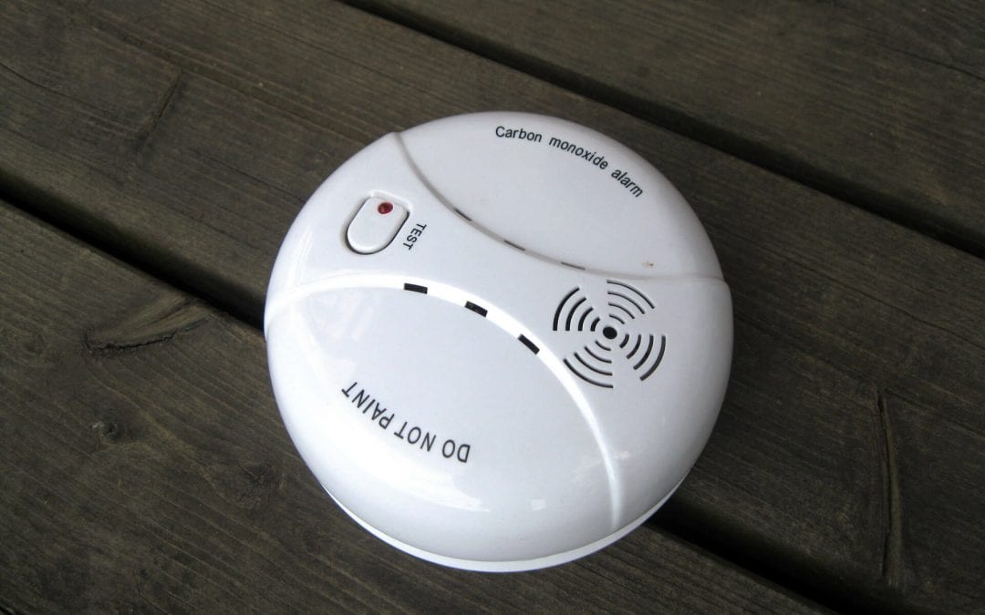 Get Detectors! Carbon Monoxide in Your Home