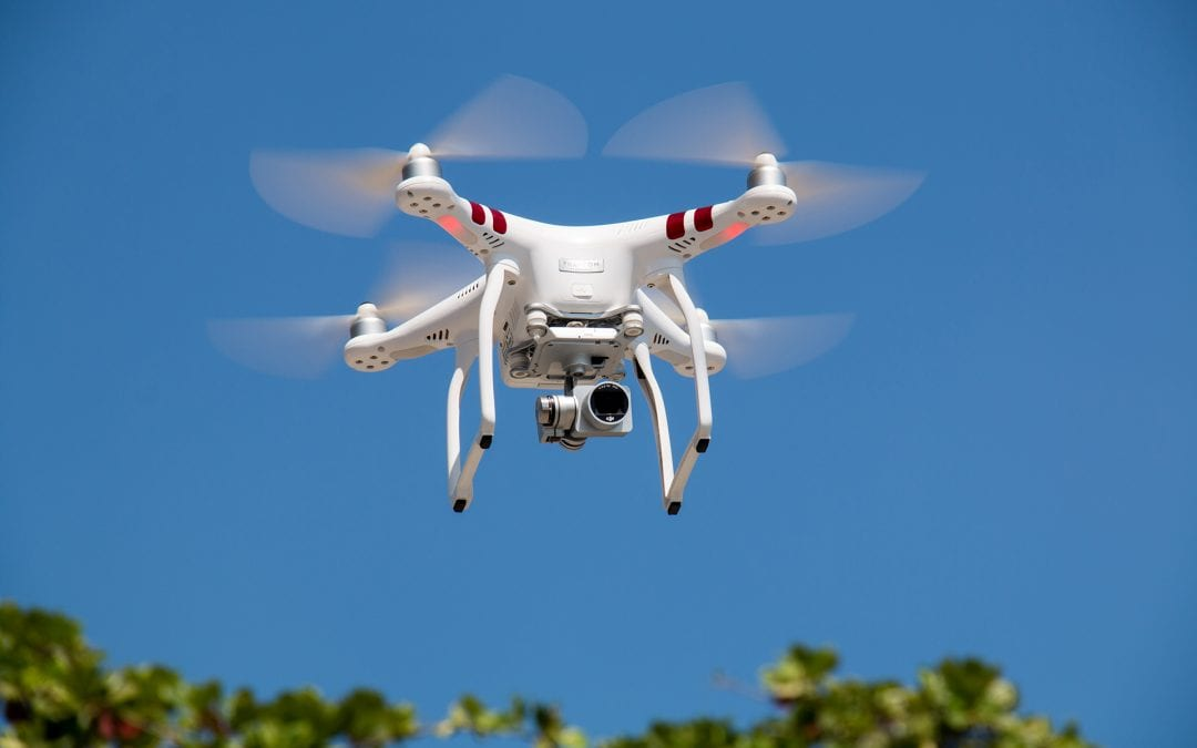 Drone Use in Home Inspections