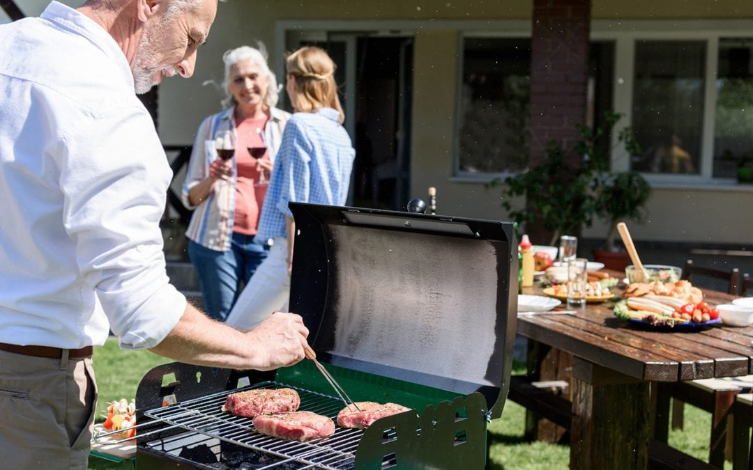 grilling food safely