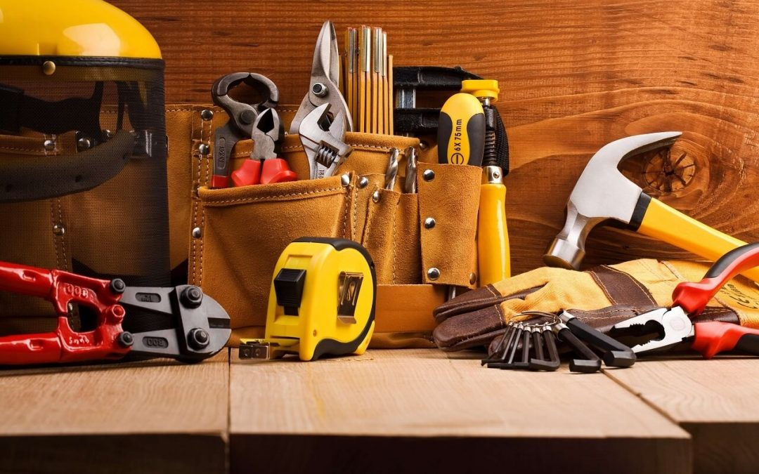 tools for homeowners are essential for projects around the house